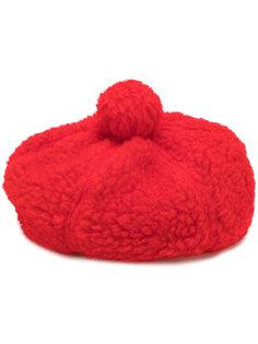 fleece beret Bernstock Speirs