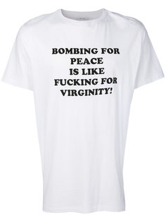 футболка Terry  Soulland
