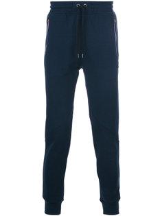 зауженные спортивные брюки Le Coq Sportif