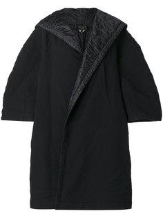 пальто со структурированными рукавами  Comme Des Garçons Comme Des Garçons