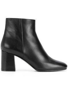 side zip ankle boots Unützer