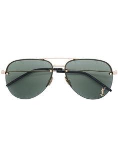 солнцезащитные очки Classic 11 Saint Laurent