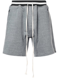 striped waistband shorts Fear Of God