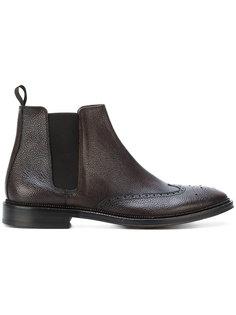 ботинки Челси Corneliani