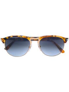 солнцезащитные очки  с узором черепашьего панциря Persol