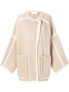 объемный кардиган Blanket Chloé