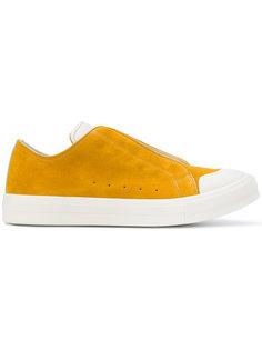 кроссовки на контрастной подошве Alexander McQueen