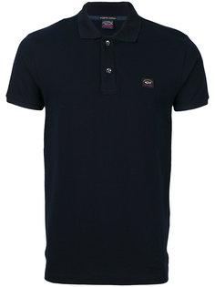 рубашка-поло с нашивкой логотипа Paul & Shark