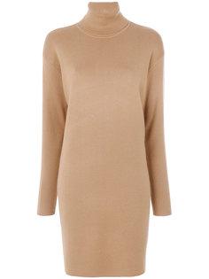 платье-свитер с высоким горлом Michael Michael Kors