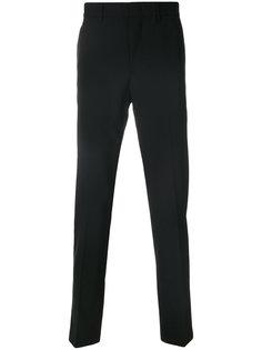 брюки строгого кроя MSGM