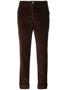 вельветовые брюки  P.A.R.O.S.H.