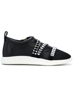 кроссовки Christie Giuseppe Zanotti Design