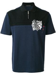 рубашка поло с рисунком Versace