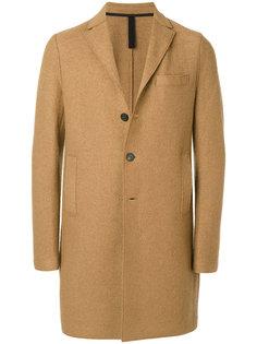 пальто на пуговицах Harris Wharf London