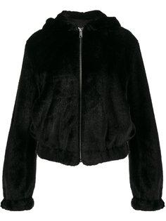 куртка с капюшоном  Helmut Lang