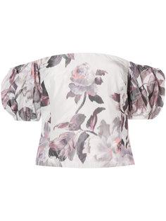 Boie floral blouse  Brock Collection