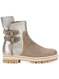 ботинки с пряжками Agl