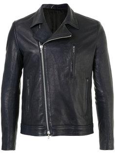 байкерская куртка Attachment