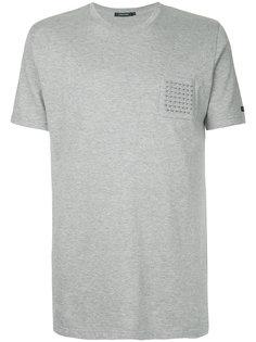 футболка с нагрудным карманом Guild Prime