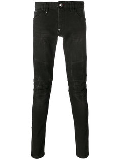 джинсы кроя слим Jazz Philipp Plein