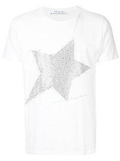 футболка с принтом звезды Education From Youngmachines