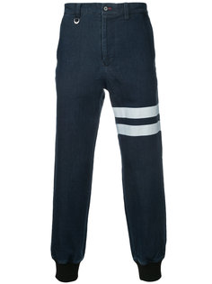 джинсы с присборенными щиколотками Guild Prime