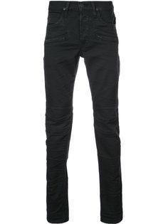джинсы кроя скинни Blinder Hudson