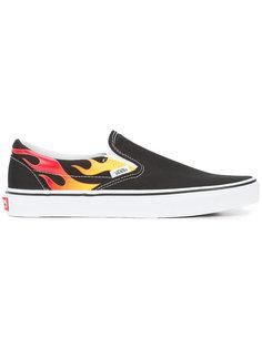 слипоны Flame Vans