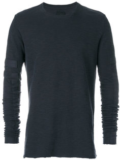 свитер с декорированными рукавами Thom Krom