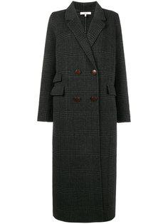 двубортное пальто Driggs Ganni