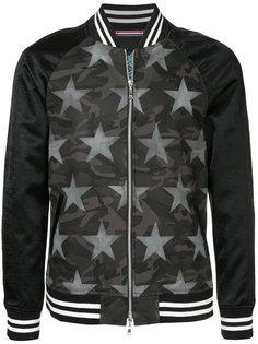 куртка с принтом звезд Guild Prime