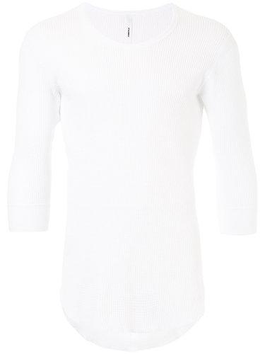 футболка с рукавами три четверти Attachment