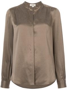 blouse with mandarin collar Lagence