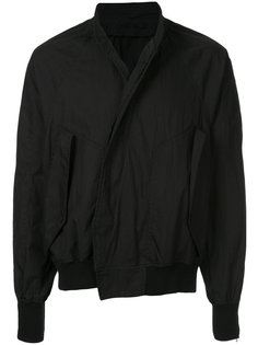 асимметричная куртка на молнии Julius