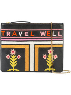 Travel Well clutch Lizzie Fortunato Jewels