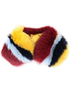 полосатый шарф Muveil