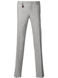 строгие брюки Incotex