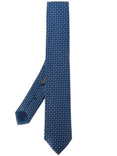 галстук с плетеным узором Corneliani