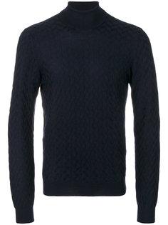 свитер с узором Tagliatore