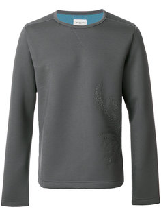 embroidered sweatshirt Rochas