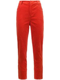 вельветовые брюки Ridgewood Ganni