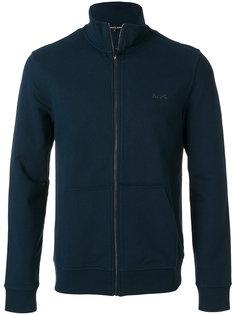 zipped sweatshirt Michael Kors