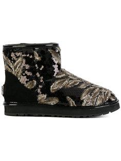 ботинки с пайетками Gianni Renzi