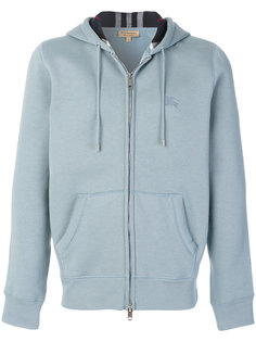 zipped hoodie Burberry