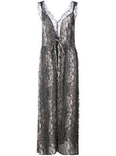 платье Margo Fleur Du Mal