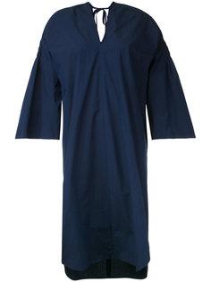 платье с рукавами-клеш Muveil