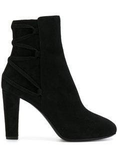 ботинки на шнуровке Lanvin
