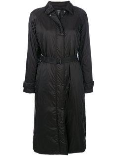 дутое пальто с поясом  Sempach