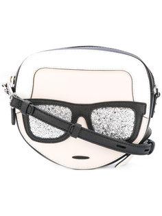 сумка через плечо Karl Lagerfeld