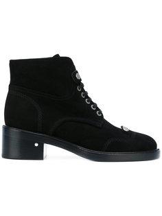 ботинки на шнуровке Laurence Dacade